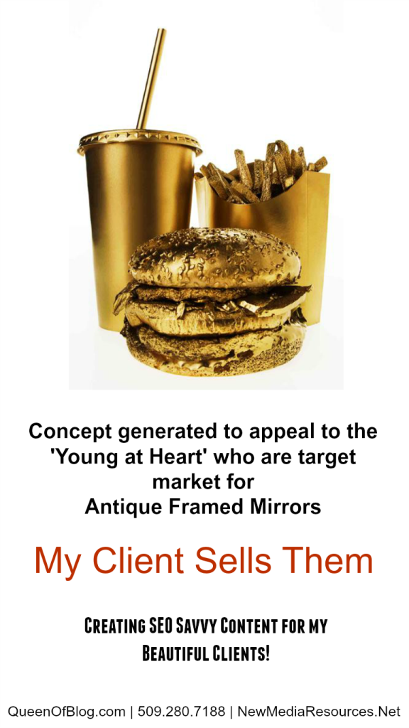 SEO Savvy Blogs Big Mac Goes For Gold