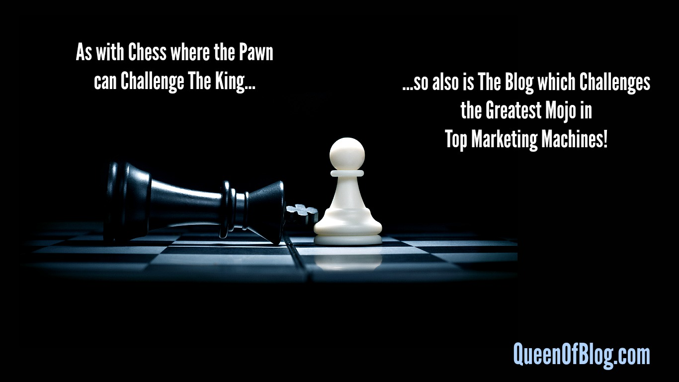 Blog is King of Marketing