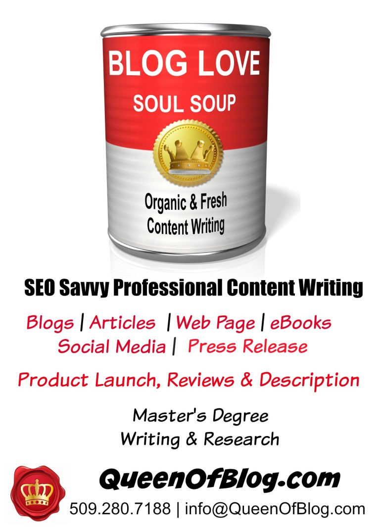 blog soul soup seo savvy content writing
